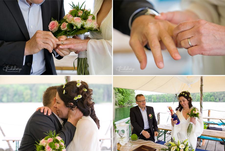 heiraten trauung wasser uckermark hochzeitsfoto