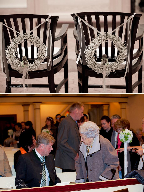 kirchliche Trauung Hochzeitsfotograf Fuerstenhagen