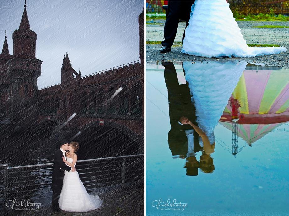 Wedding photographer berlin city glückskatze