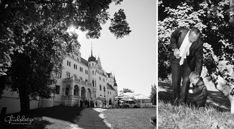 Schloss Boitzenburg uckermark schlosshochzeit heiraten glueckskatze
