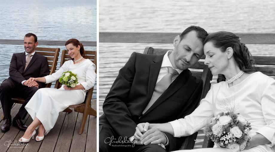 bride groom romantic portrait elopement