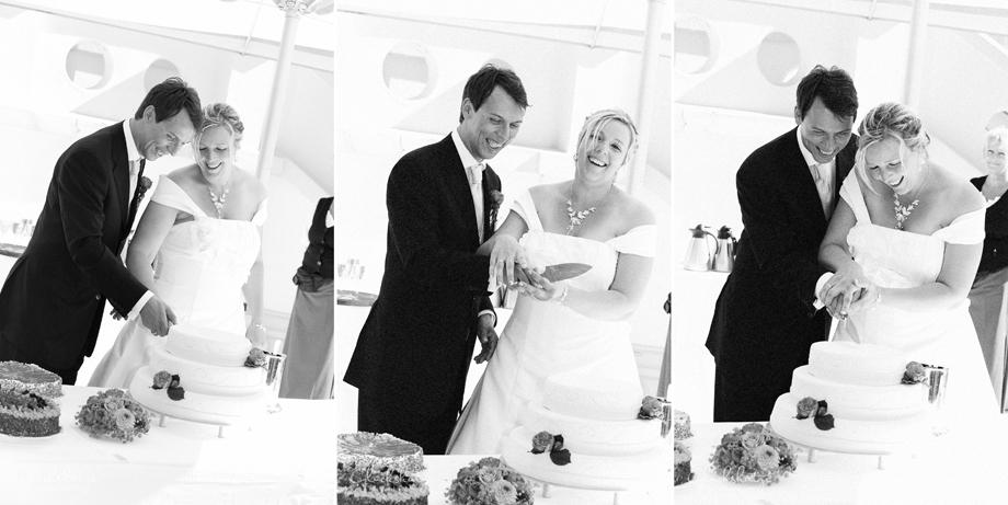 hochzeitstorte anschneiden cutting wedding cake