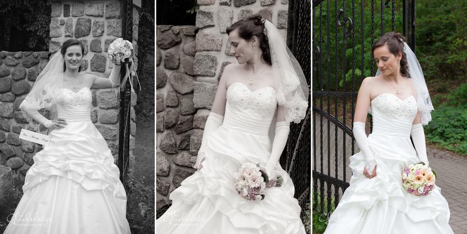 bride bridal portraits photography dress