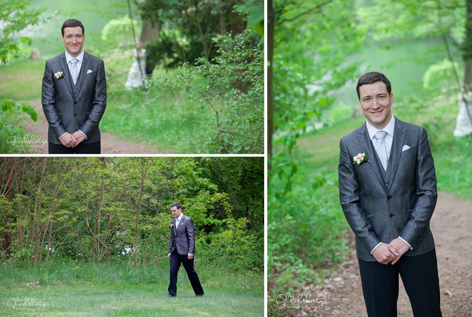 groom wedding photography ceremony