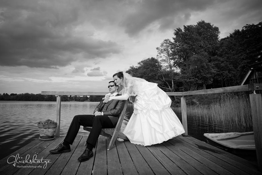 heiraten am see uckermark hochzeitsfotografie