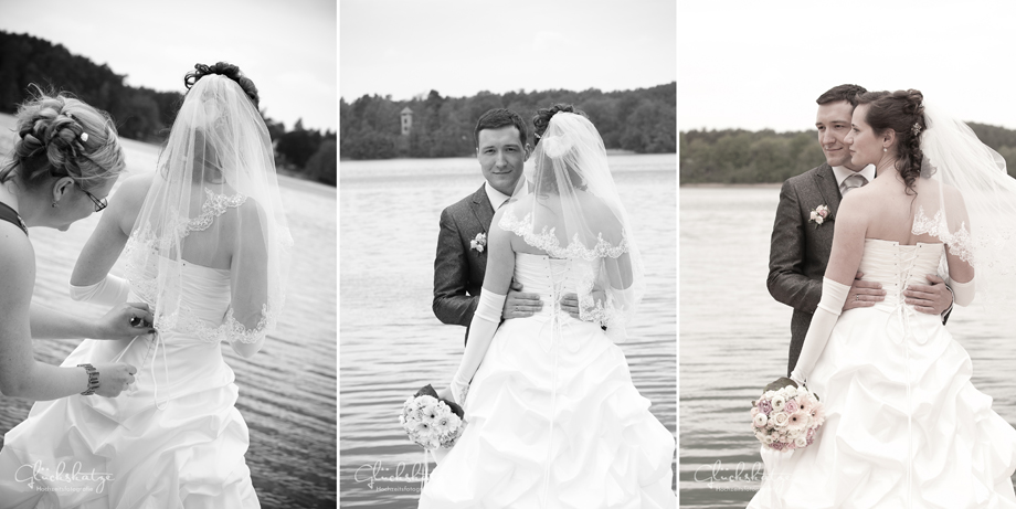 wedding lakeside germany berlin