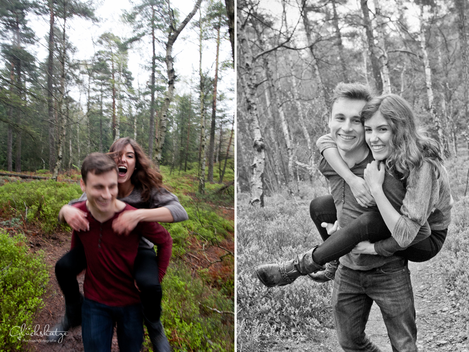 couple adventure outdoor germany saxony