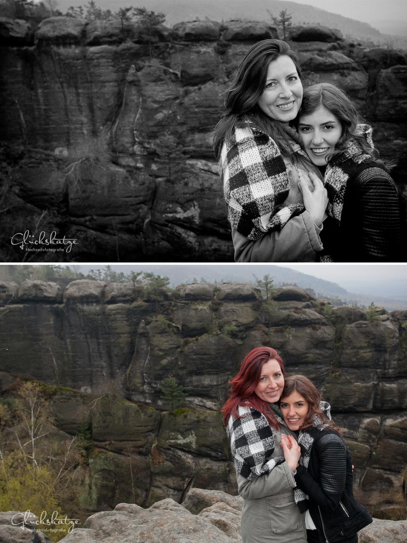 mutter tochter familienfotografie outdoor