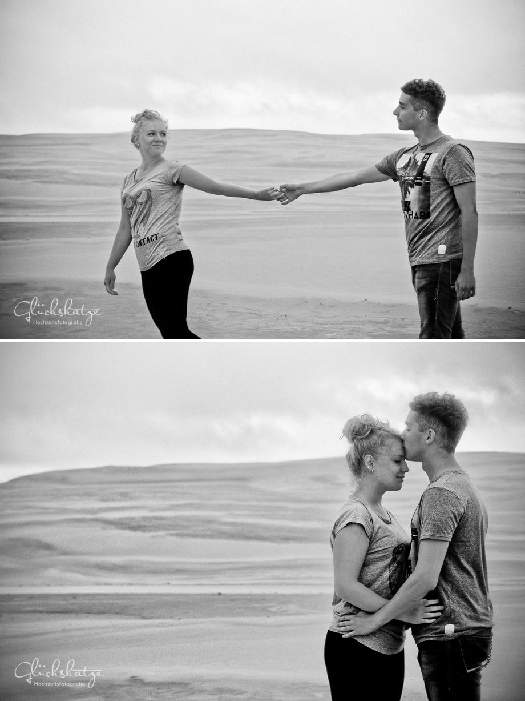 coupleshoot paarshooting photographer dunes
