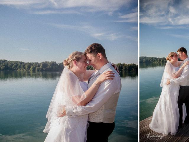 Christian und Beate – Hochzeit am See in Lychen (Uckermark)