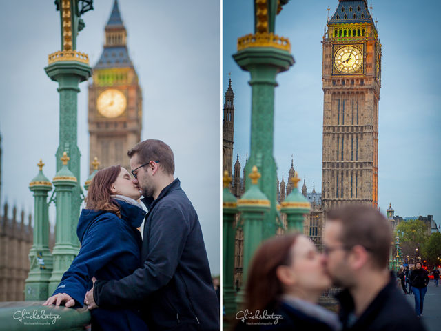 London Love – Coupleshoot mit Kathrin und Marcel